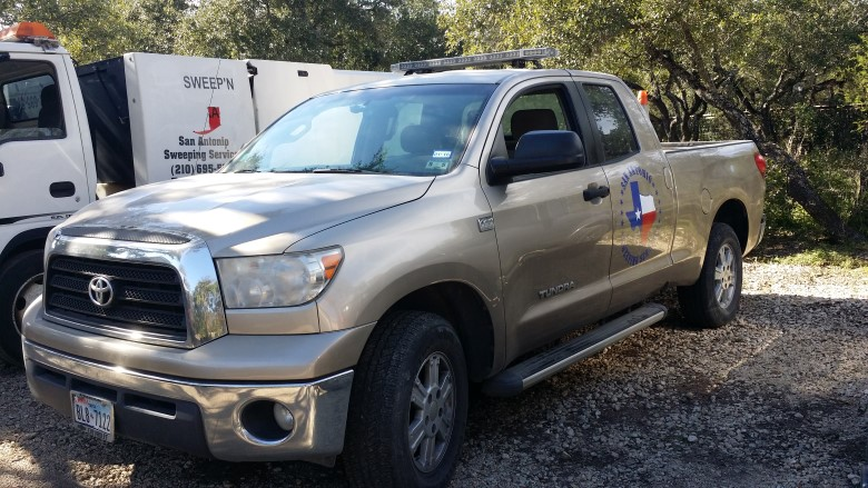 image: Complete Installation   Fleet Dashcam Case Study: San Antonio Sweeping Service   The Dashcam Store Blog