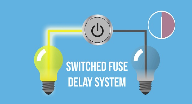 Switched fuse delay systems, keeps switched fuse circuits on for up to 30 minutes after turning the engine off.