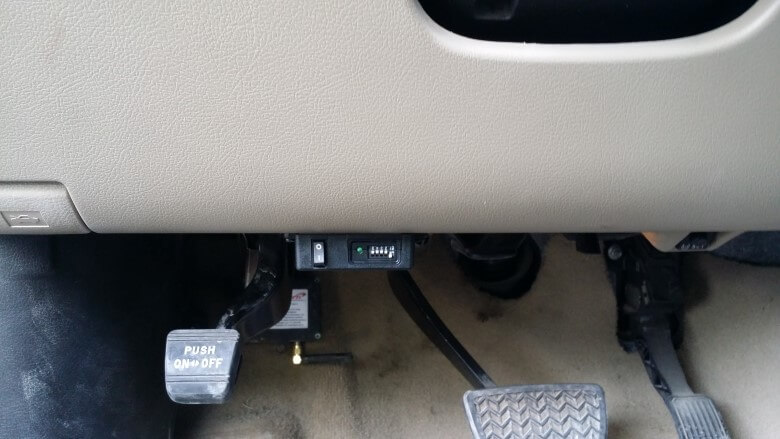 image: Power Magic Pro Installation   Fleet Dashcam Case Study: San Antonio Sweeping Service   The Dashcam Store Blog