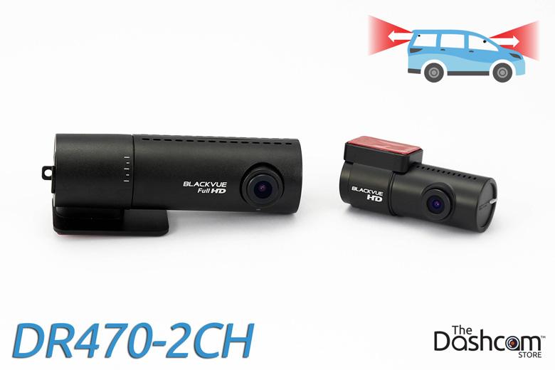 BlackVue DR470-2CH dashcam photo