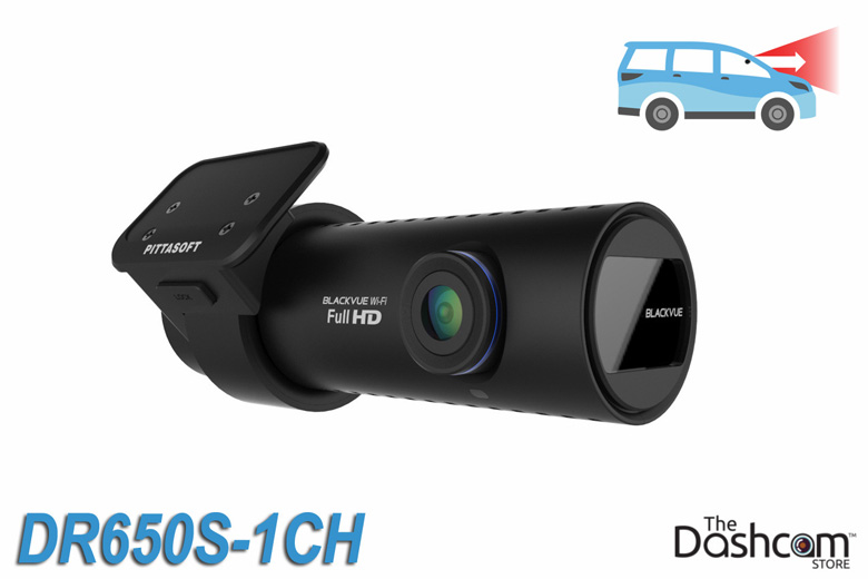 BlackVue DR650S-1CH dashcam photo
