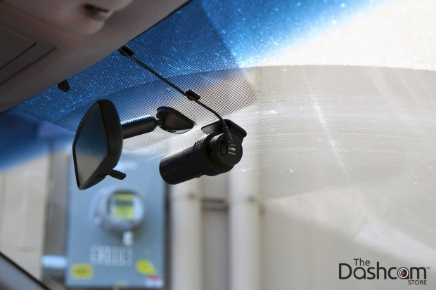 BlackVue DR650GW-1CH Dash Cam installation 2008 Toyota Camry Hybrid