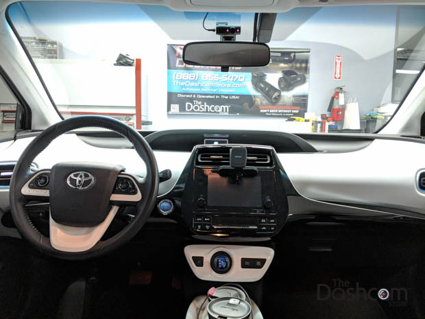 BlackVue DR750S-2CH-IR Installed in a 2016 Toyota Prius