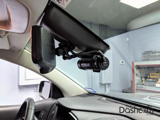 BlackVue DR900S-1CH Dashcam Installed in 2018 Chevy Colorado