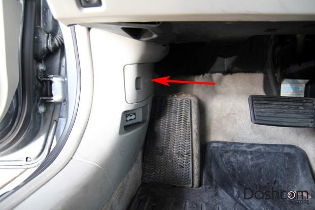BlackVue DR550GW-2CH Dashcam installation 2008 Acura TL