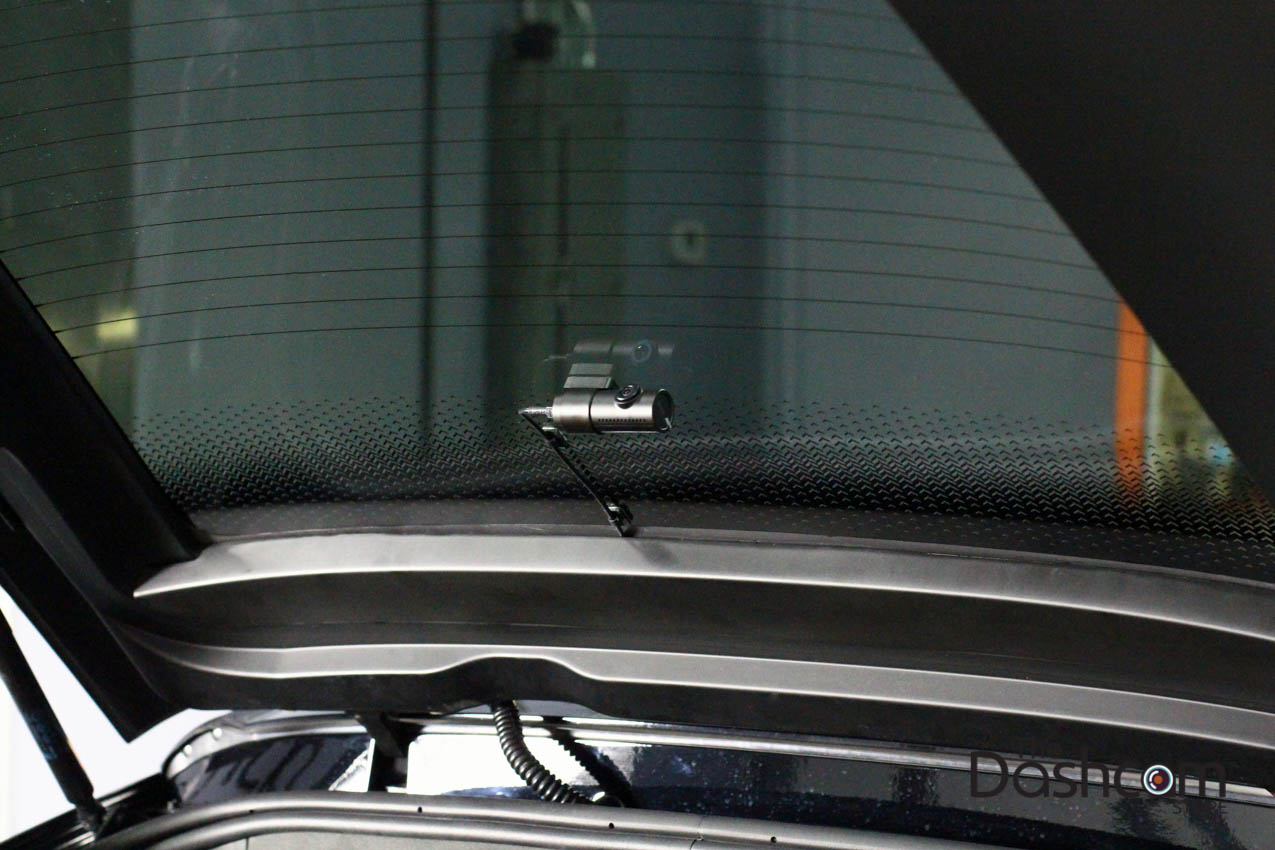 Blackvue Dr650gw 2ch Dash Cam Installed In Chevy Corvette Stingray C7 Fuse Box Picture