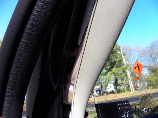 BlackVue DR650GW-2CH Dash Cam installation 2015 Dodge Ram ProMaster 2500