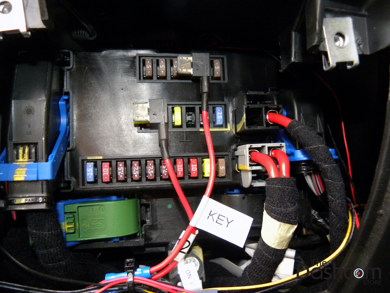 Thedashcamstore Com Blackvue Dr Gw Ch Power Magic Pro Ram Promaster Install on Dodge Ram 2500 Wiring Diagram