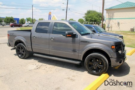 BlackVue DR650GW-2CH & Power Magic Pro Installation in a 2013 Ford F150 FX2