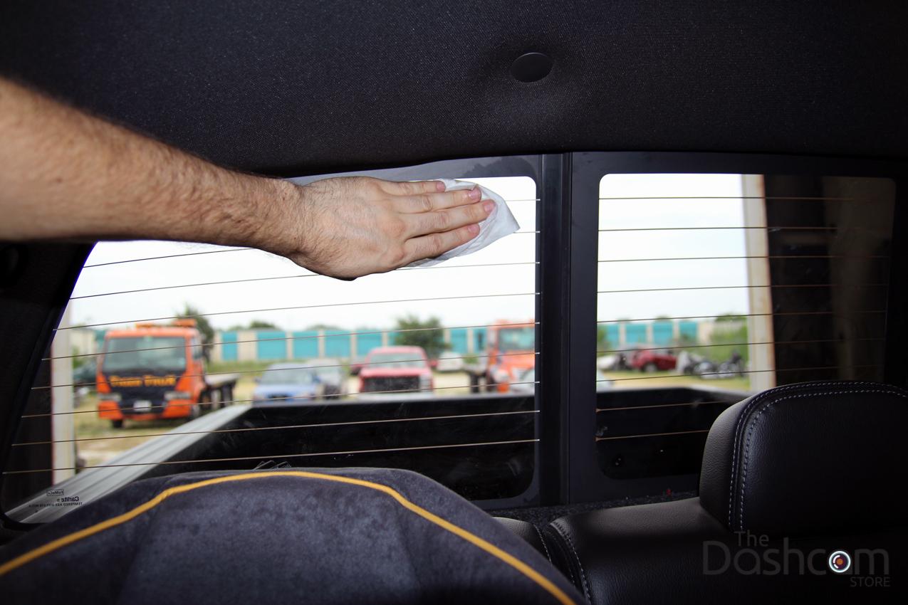 Ford F 150 Blackvue Dr650gw 2ch Dual Lens Dash Cam Installation 2013 Fuse Box Location Dashcam F150