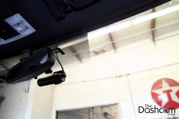 BlackVue DR650GW-2CH Dashcam installation 2013 Ford F150