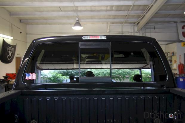 BlackVue DR650GW-2CH Dash Cam Installed in a 2014 Ford F250 Superduty