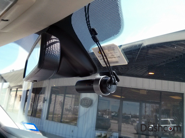 BlackVue DR550GW-2CH Dashcam and Power Magic Pro installation in 2013 Range Rover Sport