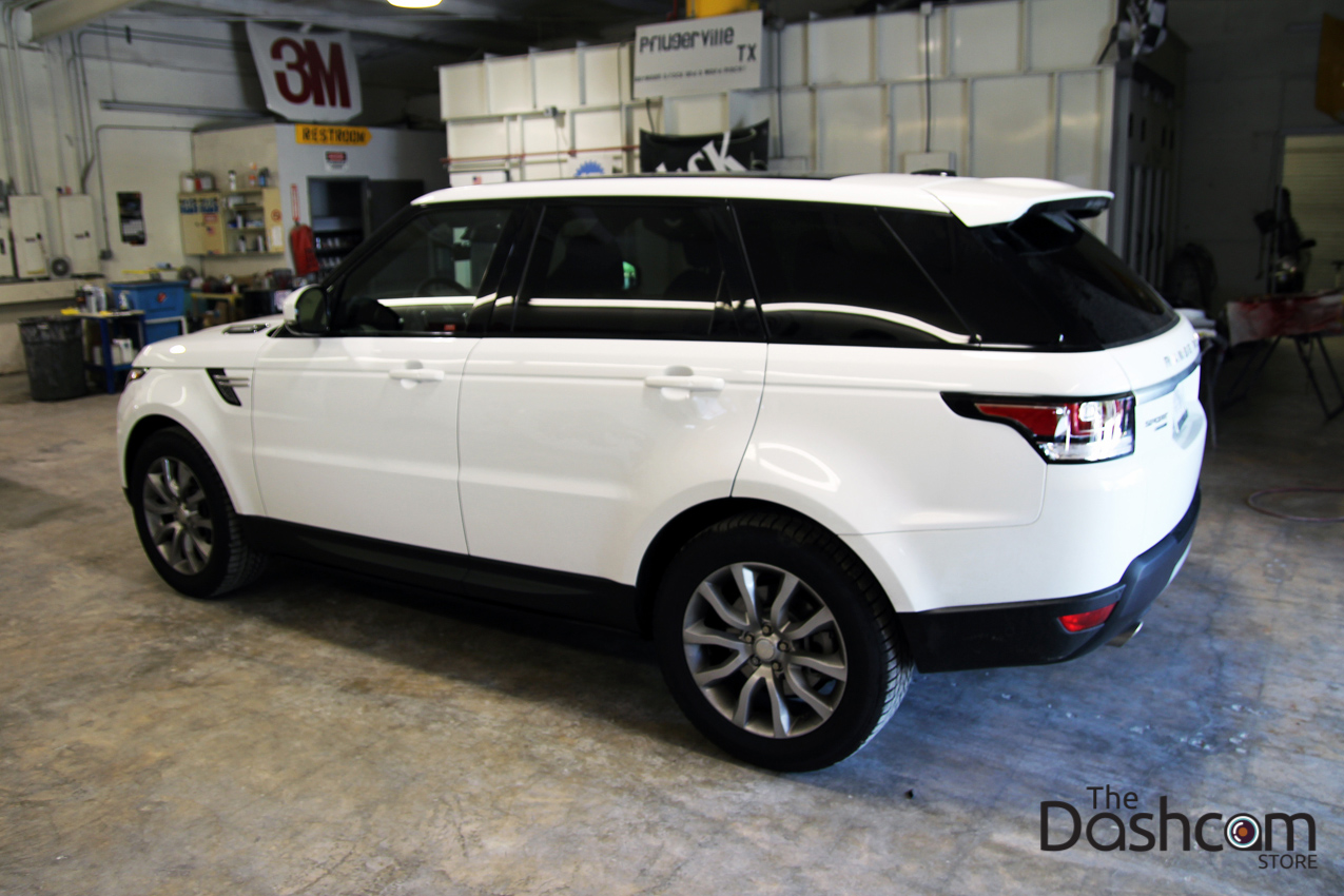 2015 Range Rover Sport Blackvue Dr750lw 2ch Dash Cam Installation 620 Wiring Diagram
