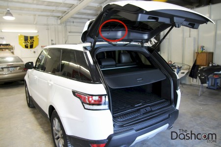 BlackVue DR750LW-2CH & Power Magic Pro Installation in a 2015 Range Rover Sport