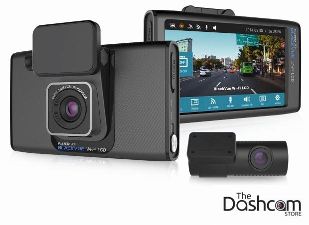 BlackVue DR750LW-2CH dual-lens dash cam thumbnail