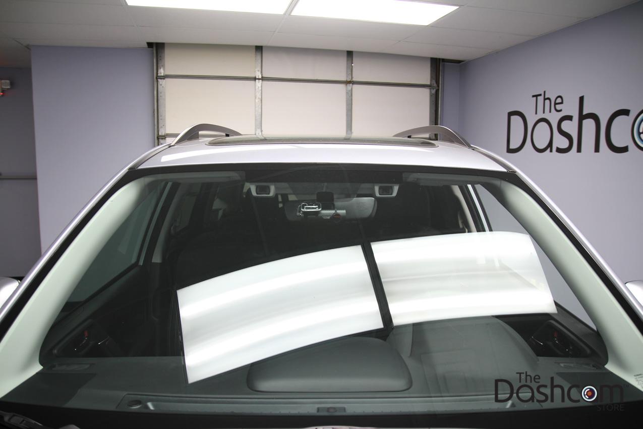 BlackVue DR650S-2CH Dashcam Installed in Subaru Forester