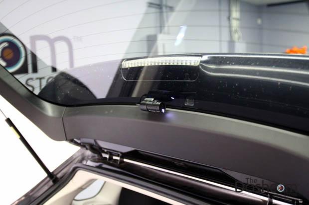 BlackVue DR470-2CH dash cam installed in Subaru Impreza WRX