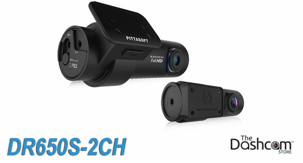 BlackVue DR650S-2CH dash cam