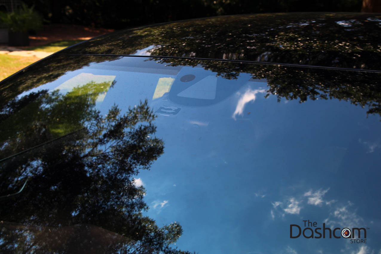 BlackVue DR750S-2CH Dual Lens Dashcam | Tesla Model S Gallery