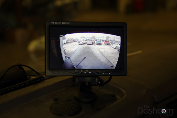 BlackVue R-100 Rearview backup camera kit thumbnail