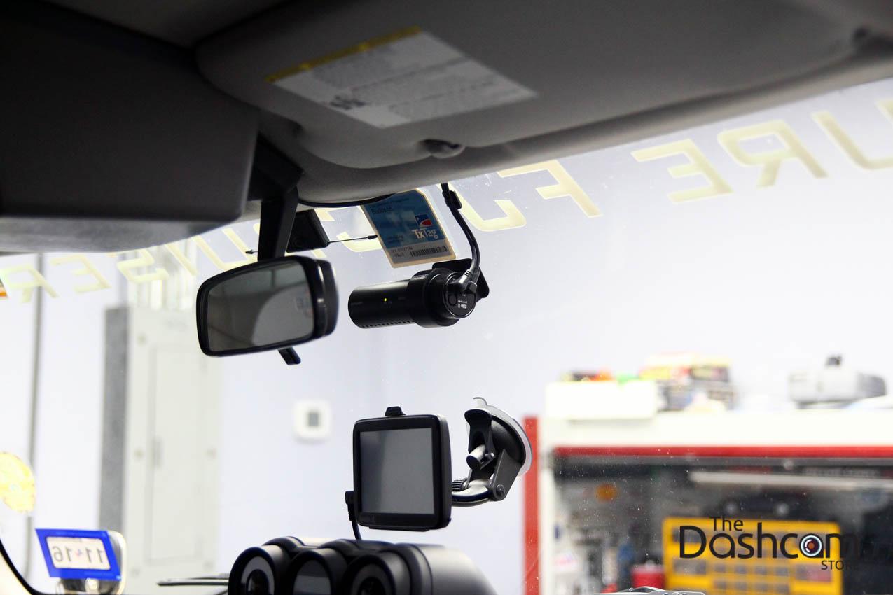 Blackvue Dr650s 2ch Dash Cam Installed In A Toyota Fj