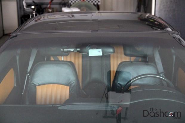 BlackVue DR650GW-2CH Dash Cam installation 2002 Pontiac Trans Am WS6