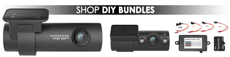 Shop Dashcam Bundles Banner Image
