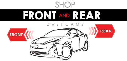 Shop Dual Lens Dash Cams for Front and Rear