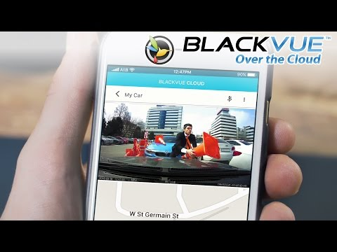 BlackVue DR650S-2CH-Truck-IR 1080p Dual-Lens WiFi Dashcam w/ Waterproof Rear Lens