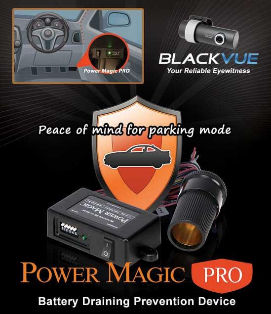 BlackVue Power Magic Pro photo