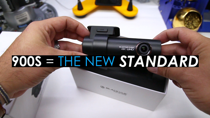BlackVue DR900S Unboxing Video | The Dashcam Store