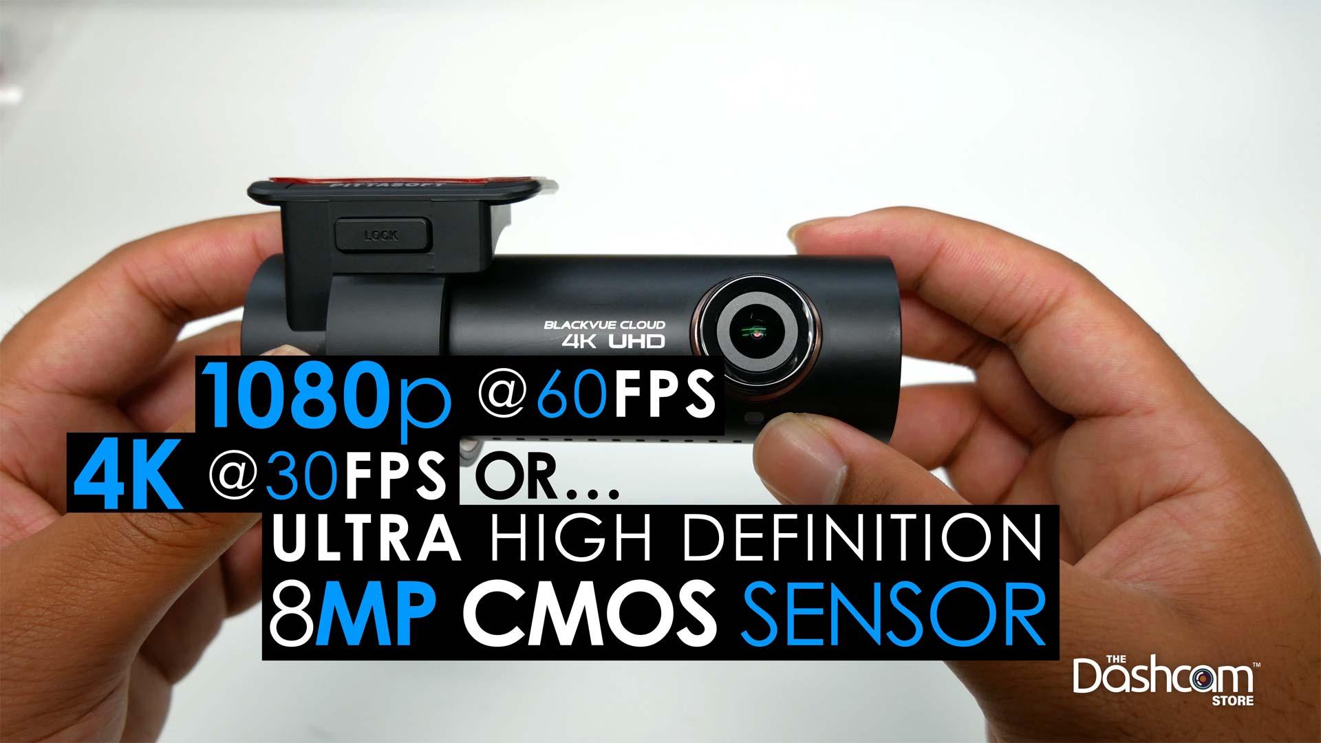 BlackVue DR900S-2CH-IR Unboxing | Blog Image