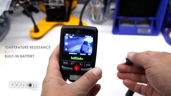 KDLinks XVIS-10 Unboxing Video by The Dashcam Store | Blog Image