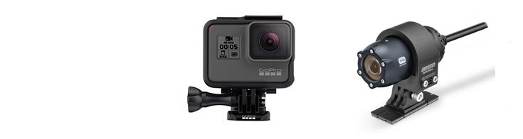 GoPro HERO5 Black vs Thinkware M1 Dash Cam