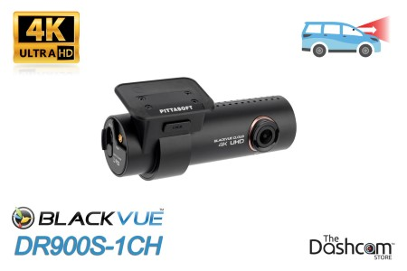 BlackVue DR900S-1CH dashcam | Featuring Full HD 1080p 60fps Video, GPS, WiFi & Cloud Functionality