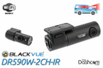 Best Dashcam for Rideshare Drivers | Honorable Mention | BlackVue DR590W-2CH-IR