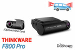 Thinkware F800 Pro FUll HD Dash Cam | Thinkware Cloud