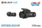 Best Dashcam for Rideshare Drivers Runner Up | BlackVue DR750S-2CH-IR