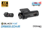 Best Dashcam for Rideshare Drivers | BlackVue DR900S-2CH-IR