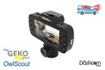 Best Dashcam for Rideshare Drivers | Honorable Mention | myGEKOgear OwlScout