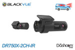 Best Dashcam for Rideshare Drivers Runner Up | BlackVue DR750X-2CH-IR