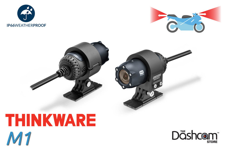 Thinkware M1 vs GoPro