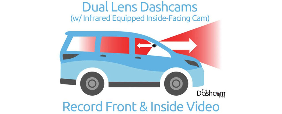 BlackVue DR750-2CH-IR-LTE Dash Cam System | Exclusively For Front & Interior Video Coverage