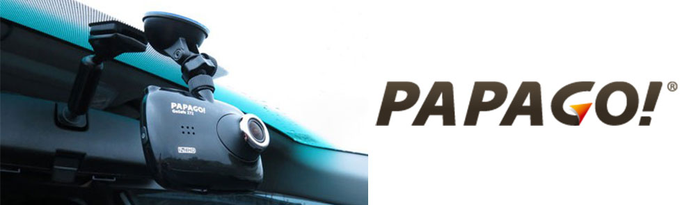 Papago Dashcam Brand Hero Image