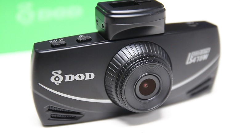 Unboxing the new DOD Tech LS475W dashcam