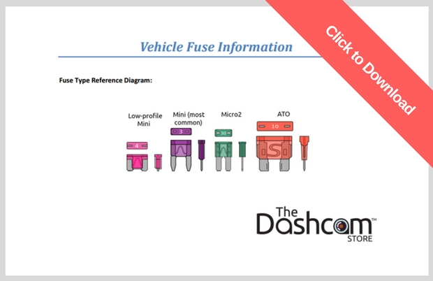 how to identify your vehicle u0026 39 s fuse type when installing a