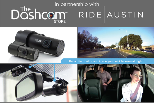 Best Dash Cams for Rideshare | In Partnership with Ride|Austin