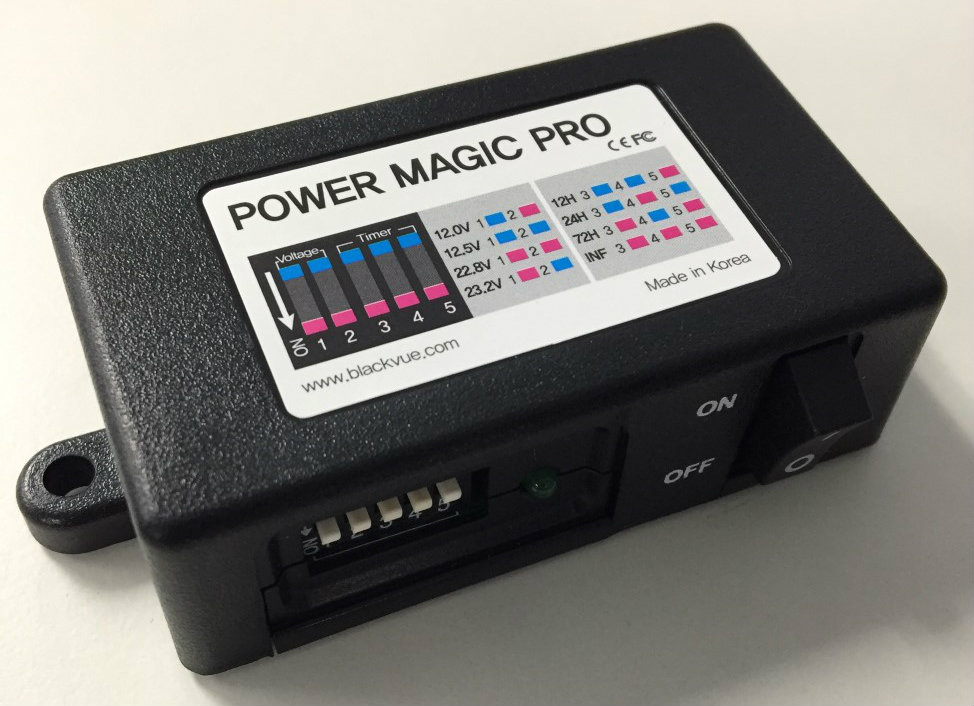 Power Magic Pro | Parking Mode Frequently Asked Questions | The Dashcam Store Blog