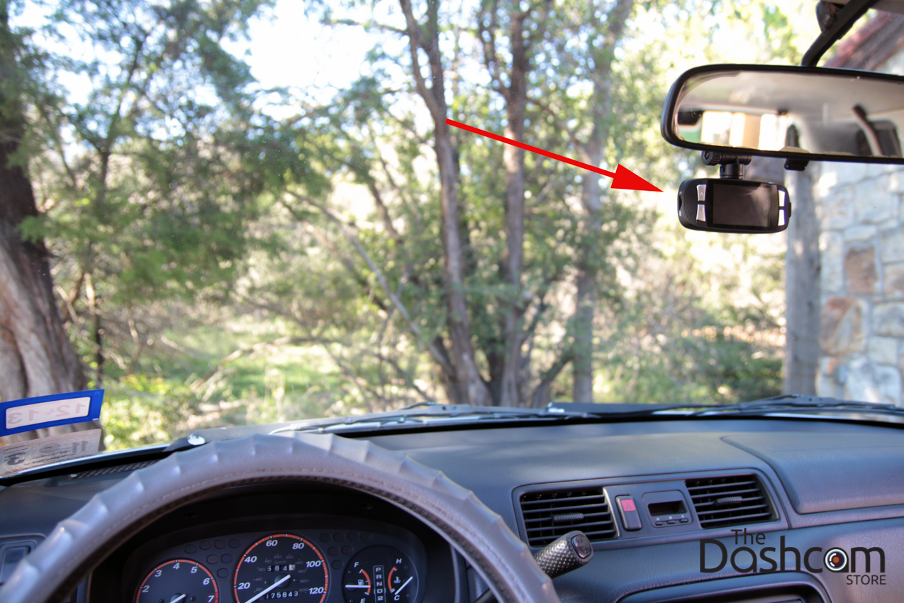 dashcam installation instructions